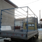 Structura metalica camion