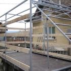 Structura metalica remorca 2 axe