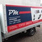 Personalizare prelata camion