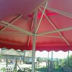 Umbrela din prelata