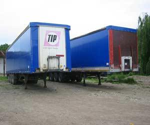 Productie prelate camioane